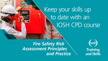 IOSH CPD course